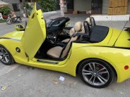 Bán siêu xe BMW Z4 2003 số tự động màu xanh chuối, mui xếp, 2 chỗ giá 595 triệu tại Tp.HCM