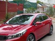 Bán Kia Cerato 2018 tự động, màu đỏ, xe đi được 4000 km giá 595 triệu tại Tp.HCM