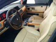 Bán xe BMW 7 Series 760Li năm 2006, màu đen, giá 890tr giá 880 triệu tại Hà Nội