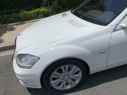 Cần bán Mercedes S400 Hybrid 2012 nhập khẩu màu trắng nt kem giá 1 tỷ 468 tr tại Tp.HCM