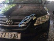Bán xe Toyota Corolla altis đời 2010, màu đen, chính chủ giá 458 triệu tại Nghệ An