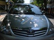 Bán xe Toyota Innova G, màu bạc, số sàn, đời 2009, xe gia đình đang sử dụng kỹ giá 400 triệu tại Đà Nẵng