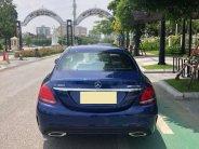 Cần bán lại xe Mercedes AT đời 2018, màu xanh lam, số tự động giá 1 tỷ 670 tr tại Tp.HCM