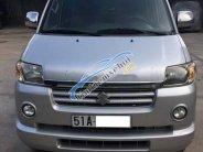 Bán lại xe Suzuki APV năm sản xuất 2007, màu bạc, số tự động giá 255 triệu tại Tp.HCM