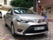 Cần bán gấp Toyota Vios 1.5G AT đời 2018, màu vàng, ít sử dụng  giá 548 triệu tại Hà Nội