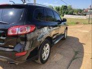 Bán Hyundai Santa Fe 2011, màu đen, xe nhập giá 610 triệu tại Nghệ An