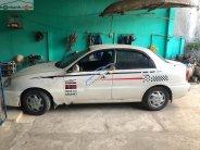 Bán ô tô Daewoo Lanos đời 2002, màu trắng, nhập khẩu nguyên chiếc giá 90 triệu tại Quảng Nam