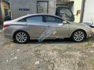 Bán Hyundai Sonata đời 2010, màu bạc, xe nhập, số tự động  giá 510 triệu tại Tp.HCM