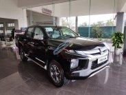 Bán xe bán tải Triton Mitsubishi 2019, tại Quảng Trị, màu đen, nhập khẩu, giá 730,5tr, hỗ trợ vay 80% giá 730 triệu tại Quảng Trị