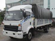 Bán xe tải 6 tấn, thùng dài 4m2, máy cơ đời 2017 giá 379 triệu tại Hà Nội