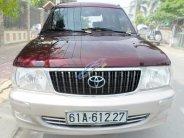 Bán Toyota Zace dòng GL, SX 12/2002, lăn bánh lần đầu 2010 rất hiếm có, màu đỏ bọc đô, xe rin 100% mới tinh giá 253 triệu tại Bình Dương