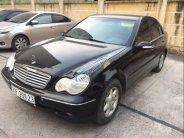Bán Mercedes C180 2003, màu đen, giá 168tr giá 168 triệu tại Hà Nội