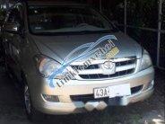 Bán Toyota Innova G năm 2006, màu bạc xe gia đình giá 300 triệu tại Đà Nẵng