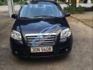 Bán Daewoo Gentra sản xuất năm 2009, màu đen, chính chủ, 175tr giá 175 triệu tại Hà Nội