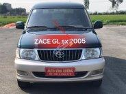 Cần bán Toyota Zace 1.8GL đời 2005, xanh dưa giá 240 triệu tại Hà Nội