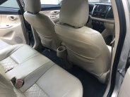 Cần bán Toyota Vios E 2017 số sàn màu nâu vàng, biển số tp chính chủ giá 473 triệu tại Tp.HCM