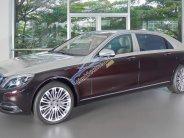 Bán Maybach Mercedes-Benz S500 màu ruby black beige, đi 39 km, nhập khẩu, mới 99% giá 10 tỷ 999 tr tại Tp.HCM