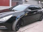 Bán ô tô Hyundai Sonata đời 2010, màu đen, nhập khẩu giá 530 triệu tại Khánh Hòa