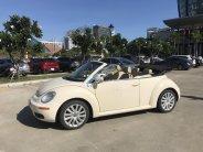 Bán xe Volkswagen New Beetle 2.5 AT đời 2009, màu trắng, nhập khẩu giá 580 triệu tại Hà Nội