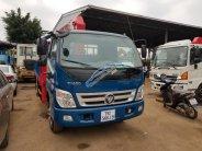 Bán xe Thaco gắn cẩu 3 tấn - Thanh Lý - Trả góp 90% giá 570 triệu tại Hà Nội