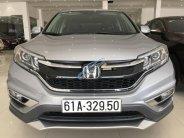 Cần bán Honda CR V 2.4 TG năm 2016, màu bạc    giá 910 triệu tại Tp.HCM