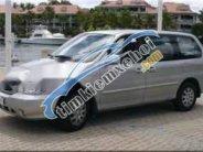 Bán lại xe Kia Carnival đời 2008, màu bạc, nhập khẩu số sàn giá 240 triệu tại Hà Nội