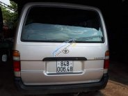 Bán xe Toyota Hiace 2003, màu bạc, xe nhập  giá 96 triệu tại Bình Dương