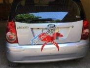 Cần bán Kia Picanto AT năm 2008, màu bạc, nhập khẩu nguyên chiếc giá 220 triệu tại Hà Nội