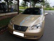 Bán ô tô Lexus ES 350 sản xuất năm 2008, màu vàng xe gia đình  giá 735 triệu tại Tp.HCM