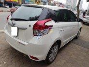 Bán xe Toyota Yaris E sản xuất 2014, màu trắng, nhập khẩu giá 495 triệu tại Hà Nội