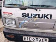Bán Suzuki Super Carry Van đời 2017, màu trắng, xe nhập, giá 225tr giá 225 triệu tại Tp.HCM