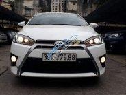 Bán Toyota Yaris G năm 2015, màu trắng, nhập khẩu nguyên chiếc chính chủ giá 550 triệu tại Hà Nội