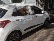 Cần bán Hyundai Grand i10 1.0 AT 2017, màu trắng, nhập khẩu còn mới giá 350 triệu tại Đà Nẵng
