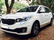 Cần bán gấp Kia Sedona 2.2L DATH sản xuất 2018, màu trắng số tự động giá 1 tỷ 185 tr tại Hà Nội