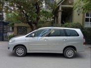 Bán ô tô Toyota Innova đời 2013, màu bạc chính chủ giá 468 triệu tại Hà Nội