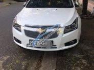 Bán Chevrolet Cruze 1.8AT 2013, màu trắng, xe gia đình 1 chủ mua mới từ đầu giá 370 triệu tại Quảng Nam