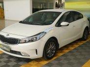 Bán Kia Cerato 1.6MT sản xuất 2017, màu trắng giá 498 triệu tại Tp.HCM