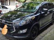 Bán Toyota Innova Ventuner đời 2018, màu đen   giá 825 triệu tại Hà Nội