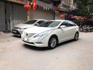 Bán Hyundai Sonata năm sản xuất 2010, màu trắng, nhập khẩu số tự động, 525 triệu giá 525 triệu tại Hà Nội