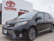 MT Auto bán Toyota Sienna LE 3.5 Limited SX 2019, màu đen, nhập Mỹ màu trắng, LH em Hương 0945392468 giá 4 tỷ 399 tr tại Tp.HCM