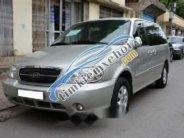Bán xe Kia Carnival 2009 tự động, xe rộng rãi phù hợp giá 300 triệu tại Tp.HCM