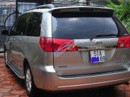 Cần bán xe Toyota Sienna LE 3.5 đời 2007, màu xám, xe nhập xe gia đình giá 720 triệu tại Tp.HCM
