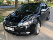 Cần bán lại xe Kia Cerato sản xuất 2010, màu đen, xe nhập giá 320 triệu tại Thanh Hóa
