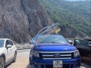 Cần bán lại xe Ford Ranger năm 2015, màu xanh lam chính chủ, 458tr giá 458 triệu tại Hà Nội