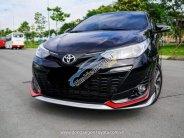 Bán Toyota Yaris 2018, màu xanh lam, nhập khẩu   giá 650 triệu tại Tp.HCM
