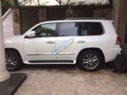 Bán xe Lexus LX 570 2012, màu trắng, xe nhập  giá 4 tỷ 200 tr tại Hà Nội