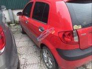 Gia đình bán xe Hyundai Getz số sàn MT 1.1,màu đỏ, tư nhân chính chủ, biển 5 số tiến đẹp giá 210 triệu tại Hà Nội