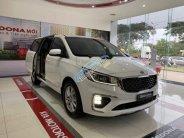 Cần bán xe Kia Sedona đời 2019, màu trắng giá 1 tỷ 129 tr tại Tp.HCM