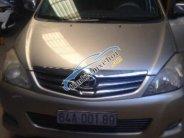 Cần bán xe Toyota Innova V sản xuất năm 2008, màu vàng cát, 590tr giá 590 triệu tại Vĩnh Long