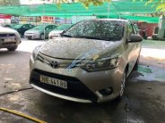 Bán Toyota Vios 1.5E đời 2017, số sàn, màu vàng cát - xe tư nhân chính chủ, đi đúng 4 vạn km giá 485 triệu tại Hà Nội